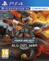 Perpetual Games Perp Honor and Duty All Out War Edition PlayStation 4