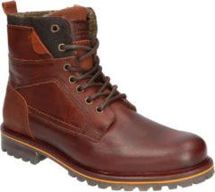 Bruine Rapid Soul Loek 2048661 AB619 PJ1508 Cognac Boots veter-boots
