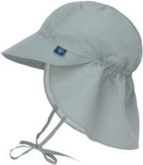 Lässig Splash & Fun Sun Protection Zonnehoed Flaphoed met UV bescherming - Olive 3-6 maanden, maat 43/45