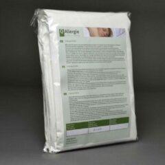 Witte Sanamedi Q-Allergie Matrashoes 140x200x35 cm - anti-allergie