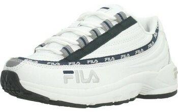 Afbeelding van Witte Lage Sneakers Fila DSTR97