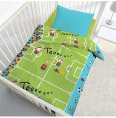 Kinderbutt Bettwäsche Renforcé Kinderbutt hellgrün
