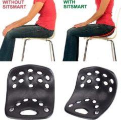 Fuchsia Backjoy SitSmart Posture Plus Roze - Rugsteun Zithouding Bureaustoel Auto - Rugpijn Onderrug