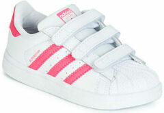 Roze Lage Sneakers adidas SUPERSTAR CF I