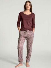 Calida Calida dames pyjamabroek lang 29292 mauve