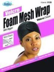 Zwarte Dream World Dream Foam Mesh Wrap Cap