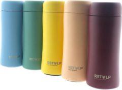 Rode Retulp - Voordeelpakket Tumbler Rainbow - 300ML - Thermosfles - Drinkfles