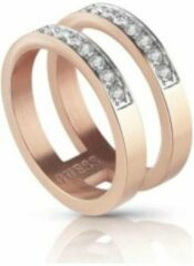 Gouden GUESS - Ring - Dames - UBR78008-56 - LOVE KNOT