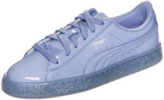 PUMA Basket Patent Iced Glitter Sneaker Kinder