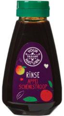 Your Organic Nat Rinse appel schenkstroop 330 Gram