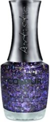 Paarse Artistic Nail design Colour Revolution Betrayal