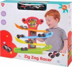 Playgo Zig Zag Racer - Racebaan