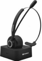 Sandberg Bluetooth Office Headset Pro Mono Hoofdband Zwart