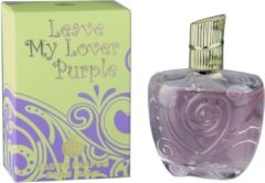 Real Time Eau de Parfum Leave My Lover Purple
