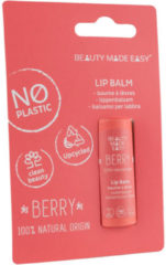 Beauty Made Easy Papertube Lipbalm Berry (6g)