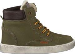 Develab Jongens Sneakers 41855 - Groen - Maat 22