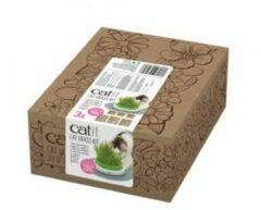 Catit Design Cat-It Senses 2.0 Grass Kit - Kattengras Navuling - 3 dozen