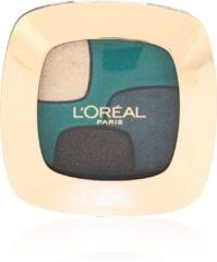 L'Oréal Paris L'Oréal Color Riche Quad Oogschaduw - P3 Baie d'Emeraudes