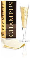 Champus Champagnerglas A. Hilles F18 Ritzenhoff Transparent
