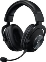 Zwarte Logitech G PRO X Wireless LIGHTSPEED - Gaming Headset