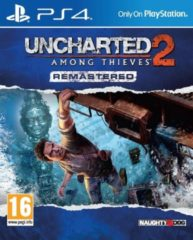 Naughty Dog Uncharted 2, Among Thieves - PS4