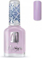 Paarse Moyra Stamping Nail Polish 12ml SP16 LIGHT VIOLET