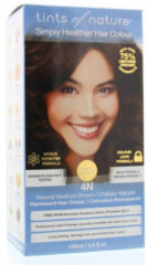 Tints of nature 4n natural medium brown