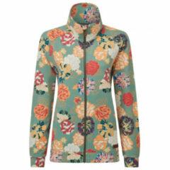 Sherpa - Women's Zehma Full Zip Jacket - Fleecevest maat XS, grijs/beige