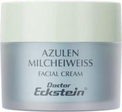 Doctor Eckstein Dr. Eckstein Azulen Milcheiweiss unisex rijke dag- en nachtcrème voor de droge, gevoelige en zeer tere huid 50 ml