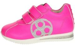 Roze Lage Sneakers Florens E2330