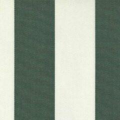 Acrisol Creta Verde Claro wit zwart gestreept 1150 stof per meter buitenstoffen, tuinkussens, palletkussens