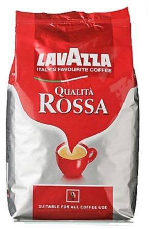 Afbeelding van Rode Lavazza Koffiebonen Qualita Rossa - 1 kg