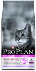 Purina Pro Plan Kat Adult Delicate - Rijk aan Kalkoen - Kattenvoer - 10 kg