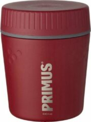 Primus - TrailBreak Lunch Jug 400 - Afsluitbare etensschaal maat 400 ml rood