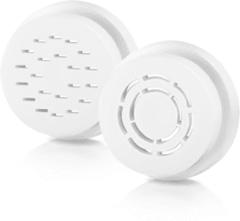 Witte Philips Avance HR2485/09 - Pastamachine accessoires voor pappardelle/tagliatelle