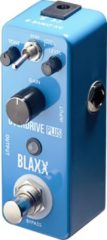 Blauwe Stagg Blaxx Overdrive overdrive pedaal