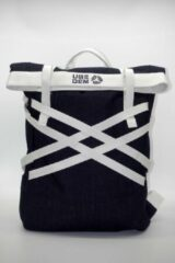 Donkerblauwe UseDem Backpack - Donker Blauw