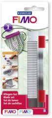 Zilveren FIMO - STAEDTLER Fimo klei accessoires - Cutter set