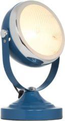 Blauwe Kwantum Tafellamp Motor Petrol