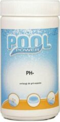 Pool Power pH-Min (pH verlager) Flacon 1.5 Kg