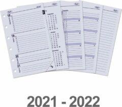 Witte Kalpa 6237-21-22 Pocket-Junior organizer week agenda NL 2021 - 2022