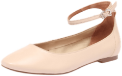 Roze ABOUT YOU, Dames Ballerina met riempjes ´LIANA´, rosa