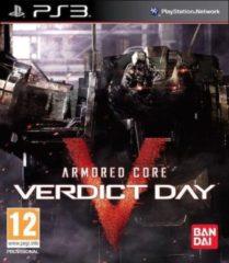 Bandai Namco Armored Core: Verdict Day