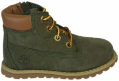 Groene Timberland Pokey Pine 6in boot