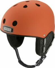 Oranje Nutcase Skihelm Dutch Orange Matte S-M (53-57cm)