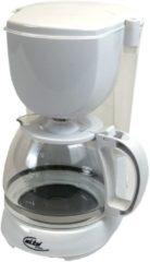 Elta Koffiezetapparaat 10-kops 750W wit