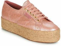 Roze Lage Sneakers Superga 2790 LINRBRROPE