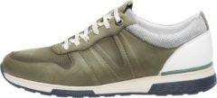 Van Lier Heren Lage sneakers Positano - Groen - Maat 40