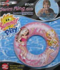 Roze Summerplay Summer Play - Zwemband meisjes 61 cm