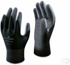 Showa BO-500 Palm Fit Glove Werkhandschoenen Wit - Maat L